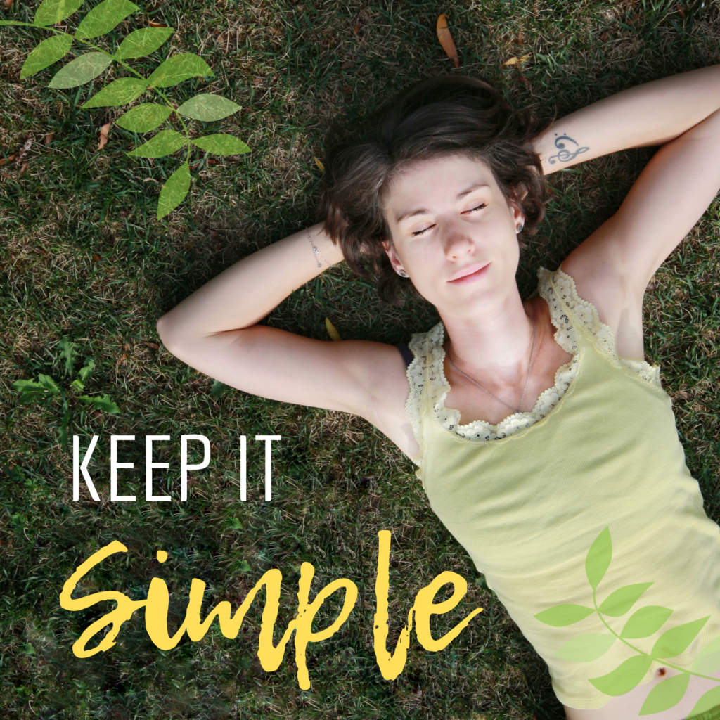 Keep it Simple - Podcast
