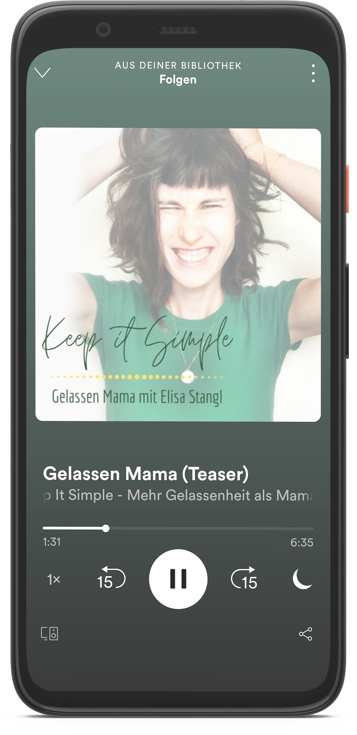 Keep it Simple Mehr Gelassenheit als Mama