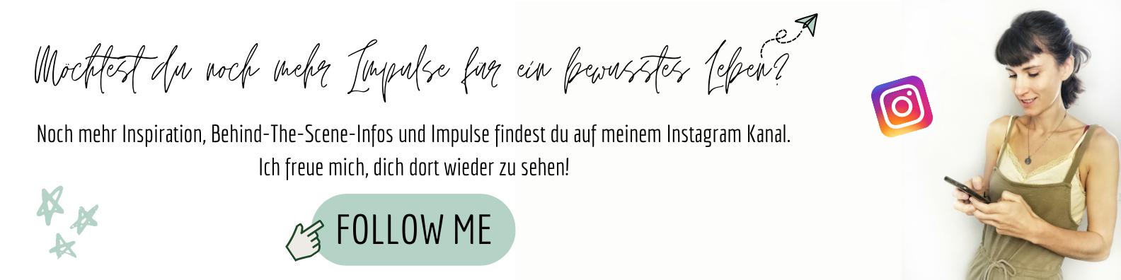 Reise zu mir selbst - Instagram
